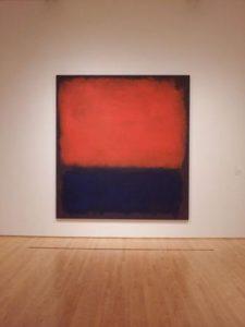 M.Rothko, Rothko No.14, 1960, MOMA San Francisco