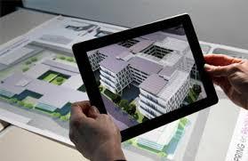 Esempio di applicazione della Realtà Aumentata in Architettura ed Urbanistica