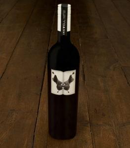 Vino Rorschach Inkblot